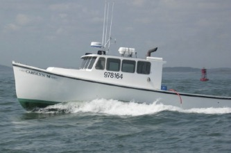 photo of fishing boat
